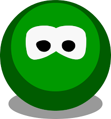 light green color green club penguin wiki fandom powered by wikia