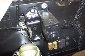 how to install 1964 pontiac windshield 2 speed wiper motor light