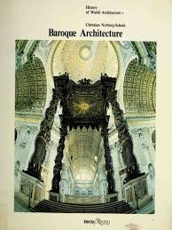 christian norberg schulz baroque architecture baroque rome