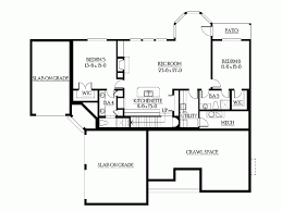 Finished Basement House Plans House Plan Finished Basement Doubles Mother Law Suite Home