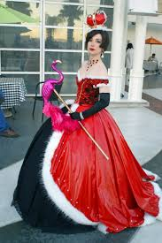queen of hearts cosplay mom the house of comic con pinterest