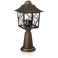 philips home decorative lights home decorative lighting 2 philips my garden pedestal post 15252