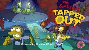 simpsons thanksgiving treehouse of horror the simpsons tapped out topix