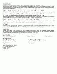 Entrepreneur Resume Objective Police Resume Objective Sample Police Resume Resume Cv Cover