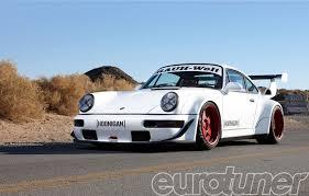 rwb porsche logo hoonigan inc rauh welt begriff 1991 porsche 911 turbo