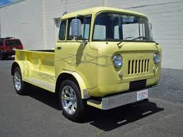 custom willys jeep 1958 jeep fc 150 cab over sold sold sold the h a m b