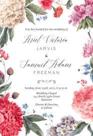 Wedding Invitation Design Wedding Invitations Templates Marialonghi Com
