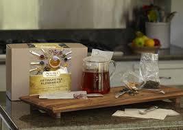 tea gift sets artisan tea blending kit tea gift sets grocery