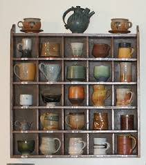 elegantly simple cubbyhole storage do you display your coffee