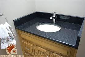 granite bathroom countertops and black granite bathroom bathroom