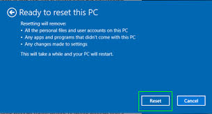 resetting battery windows 7 how to reset your windows 10 pc