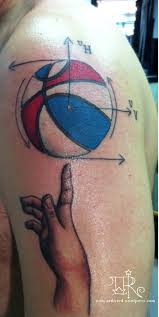physics and basketball the art of tattooing