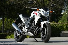 2013 honda cb500f first ride photos motorcycle usa