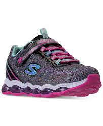 skechers light up shoes on off switch skechers little girls s lights glimmer lights light up athletic