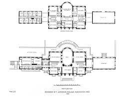 marble house newport floor plan
