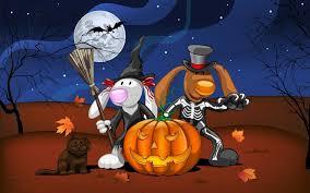 halloween desktop background images disney halloween backgrounds wallpaper cave