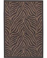 Zebra Runner Rug Animal Print Hallway Runners Bhg Shop