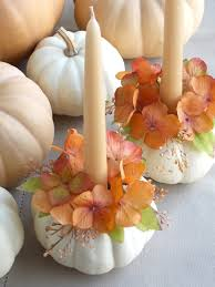 Homemade Thanksgiving Decorations by Pumpkin Candle Holder Tutorial A Homemade Living