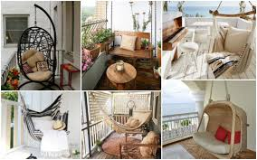 wonderful balcony hammocks and hanging chairs you should not miss