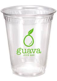 promotional 7 oz clear plastic cups tstp7 discountmugs