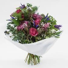 flower house corvette bouquet arrangement