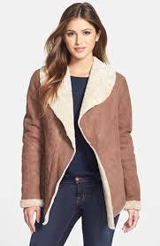 ugg australia jackets sale ugg australia nettafay genuine shearling coat available at