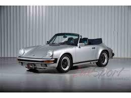 1988 porsche 911 coupe for sale 1988 porsche 911 for sale on classiccars com 16 available