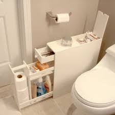 Bathroom Storage Cabinets Small Spaces Space Saving Bathroom Storage Bathrooms