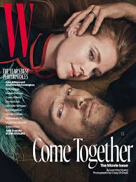 the stars get it on for w magazine u0027s u201cbest performances u201d february