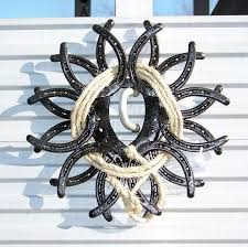 horseshoe wreath products pattysworkshop portable saddle racks