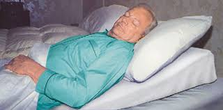 inflatable bed wedge travel slant kit