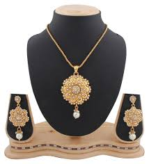 necklace pendant designs gold images 59 gold necklace with stones designs nl2322 gold plated white jpg