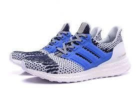 light blue adidas ultra boost buy adidas mens ultra boost running shoes white navy light blue for