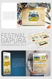 desain warna gapura poster dan beberapa media promosi beserta ketentuan desain gapura
