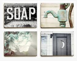bathroom artwork etsy