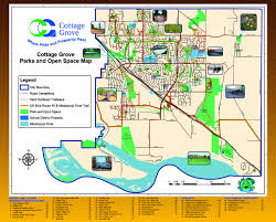Map Of St Paul Mn Cottage Grove Parks