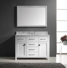 54 Inch Bathroom Vanity Single Sink Bathrooms Design Inch Bathroom Vanity With Top And Sink To Make