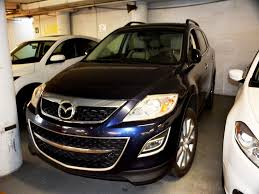 mazda cx 9 2010 with 124 512km at montreal mazda cx 9 2010 from