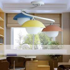 chic butterfly shaped kids ceiling light fixtures in pink
