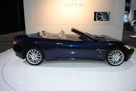 maserati granturismo convertible blue 2010 maserati granturismo convertible specs and photos strongauto