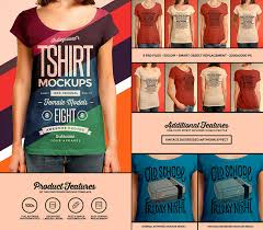 t shirt design erstellen 20 t shirt mockup psd templates with photorealistic results