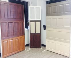 Overhead Doors Baltimore Garage Door Two Tone Overhead Doors Houston Showroom Metal Door