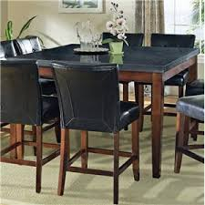 granite pub table and chairs granite bello round granite top counter height table morris home