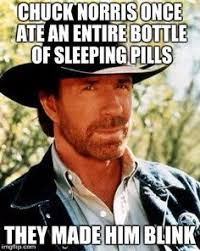 Meme Chuck Norris - chuck norris doesn t wear a watch he decides what time it is
