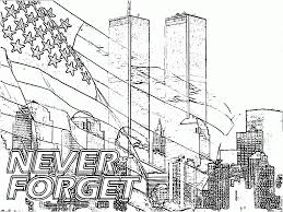 9 11 printable coloring pages coloring