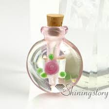 memorial jewelry for ashes glass vial pendant for necklacepet urns jewelry ashesmemorial