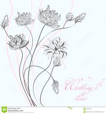Wedding Greeting Card Template For Wedding Greeting Card Royalty Free Stock Image