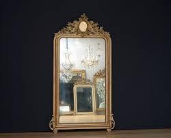 antiker spiegel gold antiker spiegel mit zwei engeln h 165xb 82cm verkaufte artikel