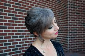 growing out gray hair mail bag growing out gray kasmira kit