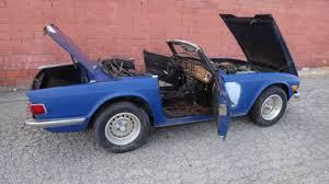 1975 triumph tr6 original paint u0026 color ca car for sale photos